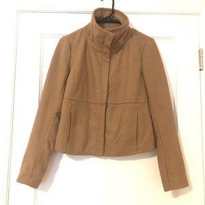 Wool Blend Gap Camel Coat